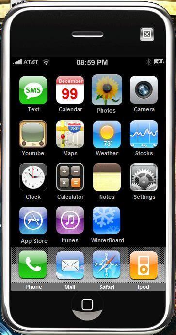 iPhone 应用程序