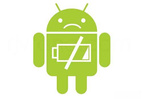 Unusual-Battery-drain Astuces pour améliorer votre batterie de smartphone Android