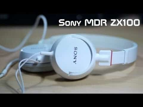 concours casque audio sony mdr zx100
