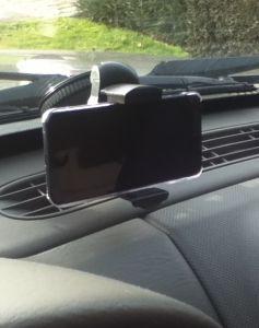 Support auto en mode paysage avec Ipod touch 5G