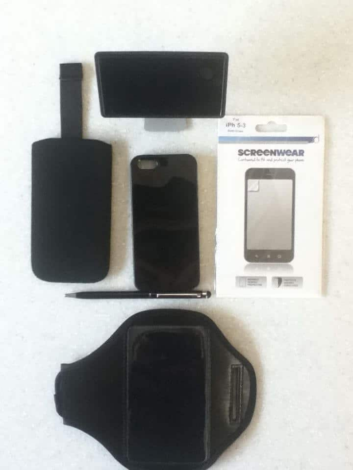 pack ultimate apple iphone ipod protection