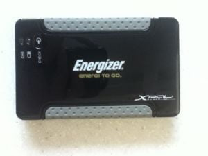 Batterie Energizer XP4001
