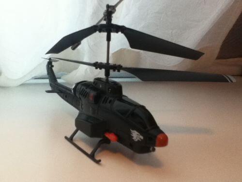 ヘリコプターの攻撃のグリフィン