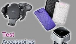 Test-accessories