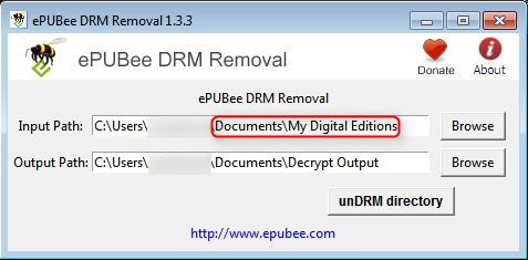 EPUB without drm