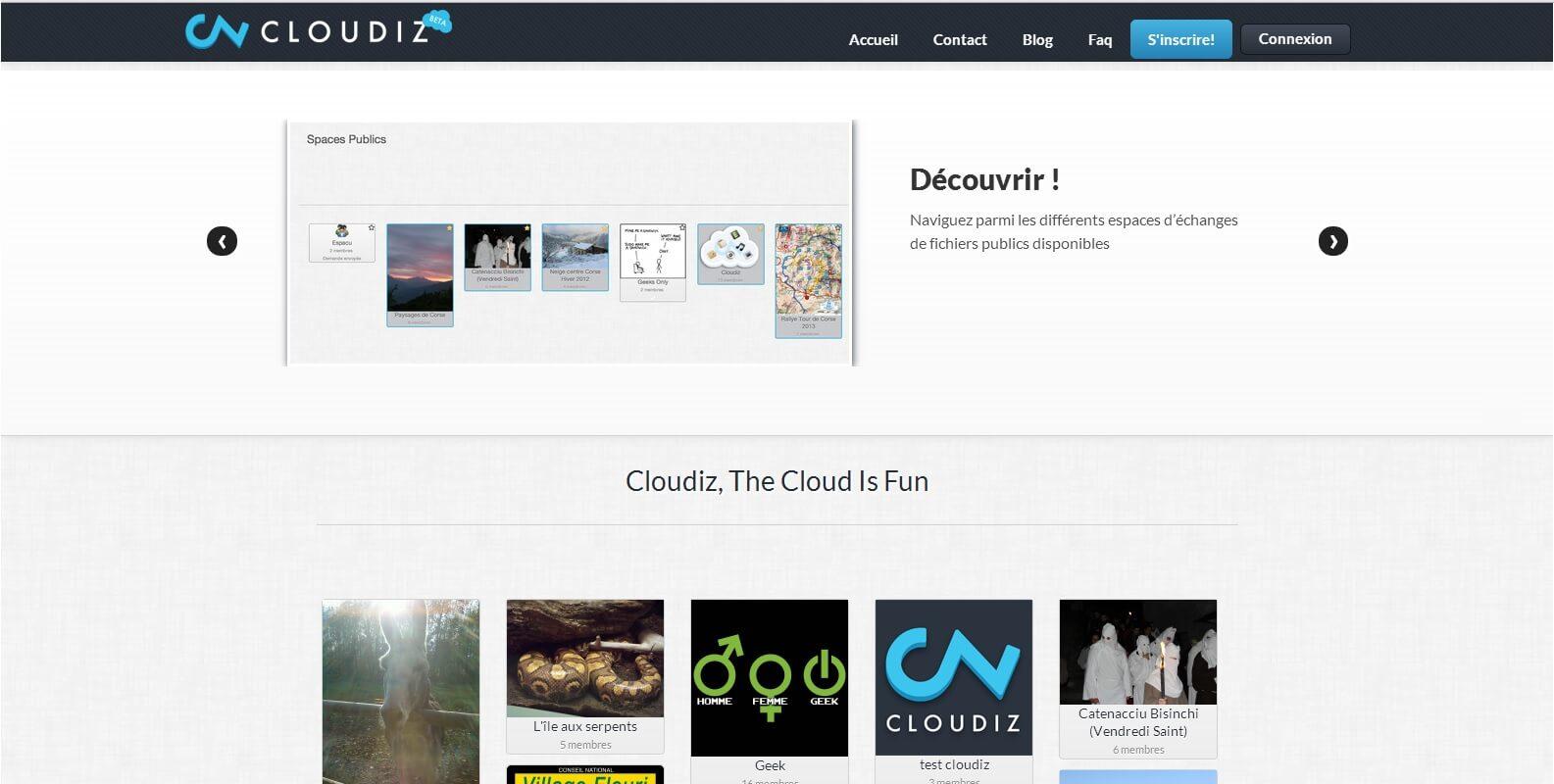 image11 Rassembler DropBox, GoogleDrive et autre cloud grâce à Cloudiz