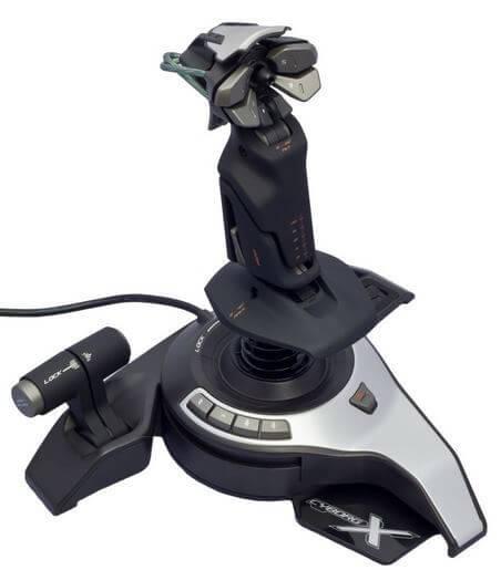 cyborg fly 5 joystick