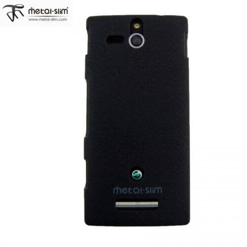 35343-500x500 Review / Test : Coque Sony Xperia U Metal-Slim Graphite Style