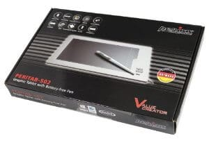 perixx-peritab-502 Review / Test + Concours: Tablette graphique Peritab-502