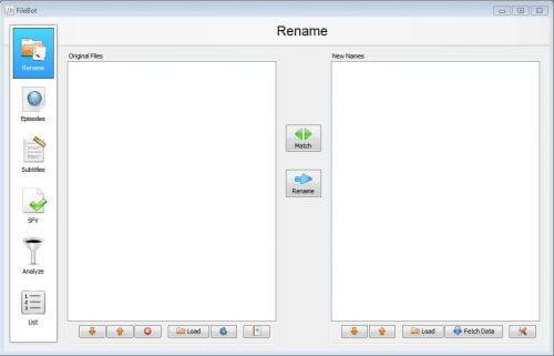 filebot-500x321 Filebot: Renommez tous vos épisodes de séries d'un seul coup!