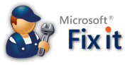 fixit_center Dica: como corrigir as preocupações mais comuns no Windows com o Microsoft