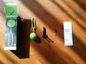 20140930_130857_opt-300x225 Review / Test : Shutter Ball , télécommande Bluetooth pour photos