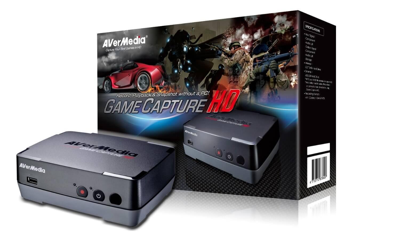avermedia gaming capture hd c281