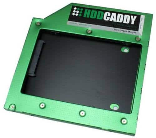 review test adaptateur hdd ssd caddy pour pc portable. Black Bedroom Furniture Sets. Home Design Ideas