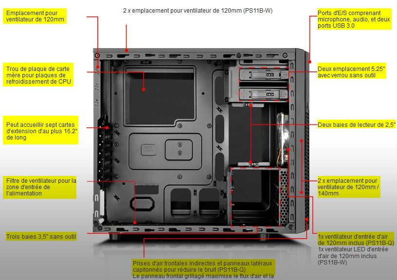 silverstone-sst-ps11-q-specifications