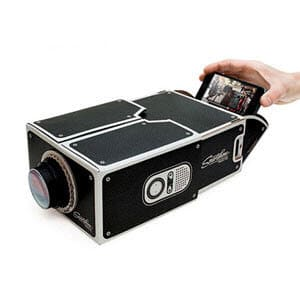 cheap-smartphone-projector
