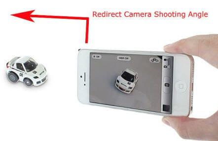 redirect-shooting-camera