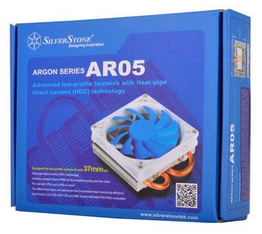 Silverstone-argon-series-ar-05