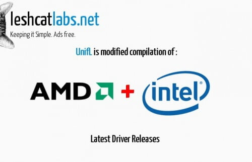 catalyst-unifl-drivers-intel-ati-amd-500x322 Windows 10: Drivers de carte graphique switchable / hybride AMD-ATI avec Intel