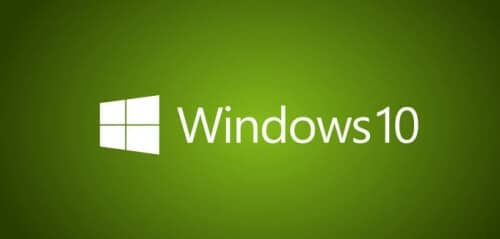 Windows-10-verde