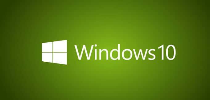 windows-10-green
