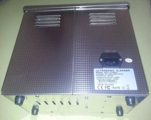 back-sonic-cleaner-500x399 Test / Review : Excelvan Appareil de nettoyage par bains à ultrasons