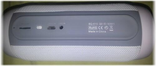 enceinte-bluetooth-led-plat-500x213 Test / Review: Enceinte d'ambiance avec LED d'Excelvan AEC BQ-615 Stereo Bluetooth