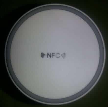 enceinte-nfc Test / Review: Enceinte d'ambiance avec LED d'Excelvan AEC BQ-615 Stereo Bluetooth