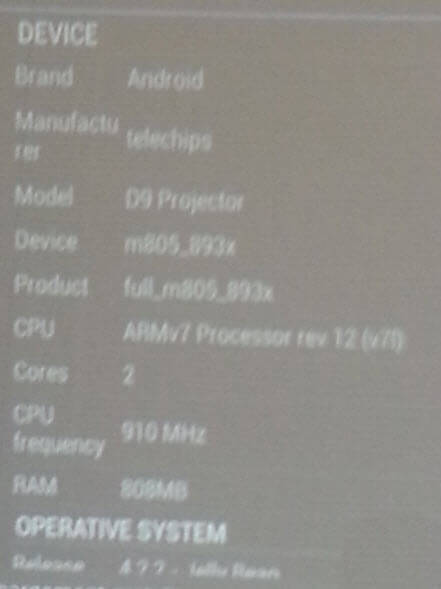 Android-Telechips-D9-projector-armv7-m805-893