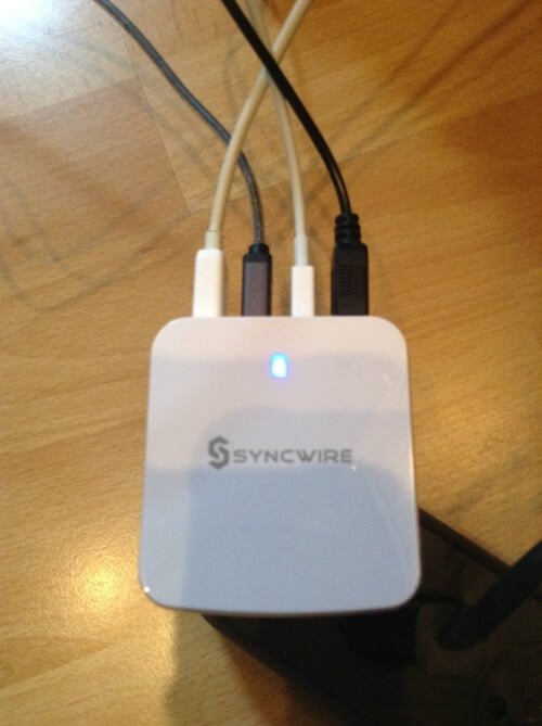 syncwire-4-ports-usb-e1446638229543-500x669 Test / Review: Chargeur murale Syncwire 4 ports USB