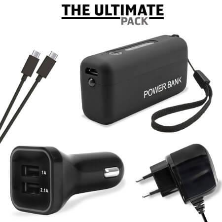 Pack_Ultime_Chargeurs56345 테스트 / 검토: 팩 궁극적인 마이크로 USB 충전기