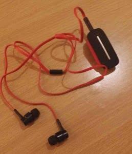 casque-1-258x300 Review / Test : Ecouteurs stereo Bluetooth Avantree Clipper noir & rouge