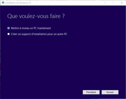 mettre-a-niveau-ce-pc-maintenant-500x395 Windows 10: problème de mise à jour