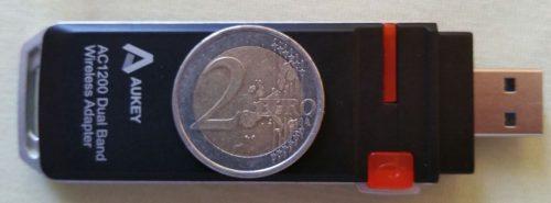 2 euros cle usb wifi 5ghz