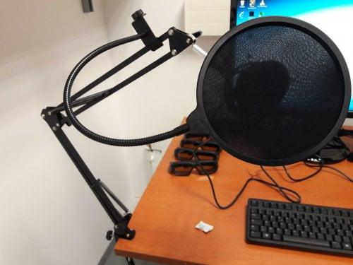 micro_aukey-07-500x375 Test / Avis: Microphone à condensateur de Aukey