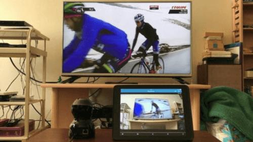 aukey camera surveillance