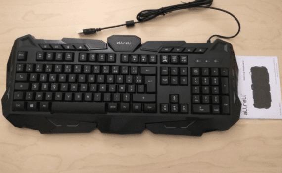 clavier allreli k617