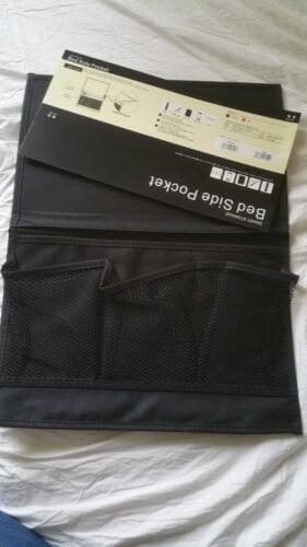 20180429_122029-500x281 Test / Avis: pochette de rangement chevet pour smartphone et tablette