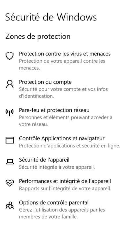 screenshot_07-450x800 Windows 10 : Comment désactiver le centre de sécurité Windows Defender