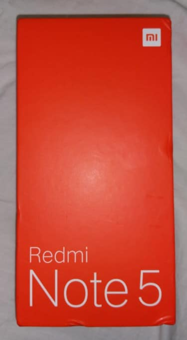 redmi note 5 rouge