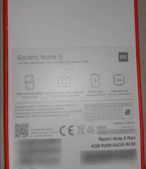 screenshot_17-500x580 Test / review: Smartphone Xiaomi Redmi Note 5: the best smartphone under 200 euros?
