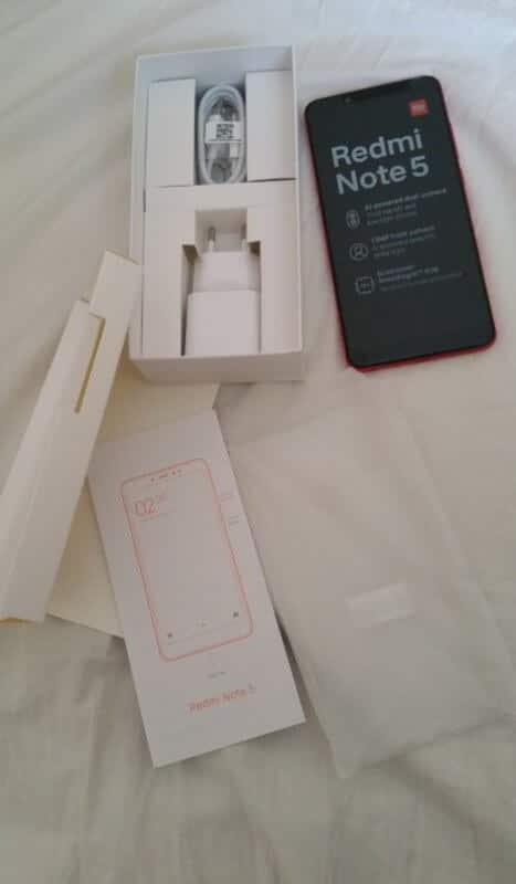 screenshot_18-467x800 Test / review: Smartphone Xiaomi Redmi Note 5: the best smartphone under 200 euros?