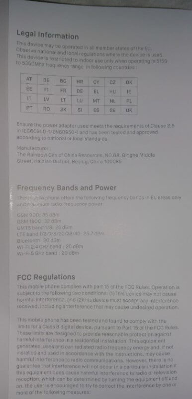 screenshot_20-386x800 Test / review: Smartphone Xiaomi Redmi Note 5: the best smartphone under 200 euros?