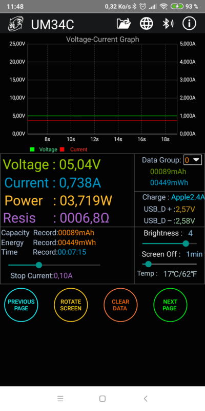 Screenshot_2018-11-25-11-48-37-054_com.example.um34c-400x800 Tes/review: Tester multifungsi UM34C USB multimeter + LD25 charger