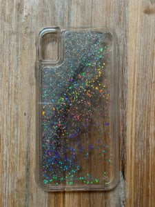 2631D617-DA3B-4195-9E2D-3458E24D0AD0-e1558180968140-225x300 Test / Avis : Coque iPhone XS Max Case-Mate Waterfall Glow Glitter - Diamant irisé