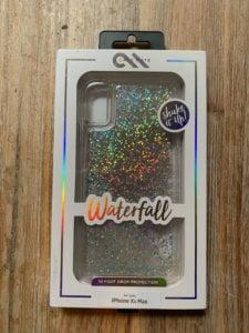 AE6C5B25-969A-4A76-B057-CFA868DE4B96-e1558180841290-225x300 Test / Avis : Coque iPhone XS Max Case-Mate Waterfall Glow Glitter - Diamant irisé
