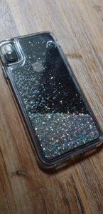 EE42D8E4-3BD8-44A7-A89E-E47AC29A248E-145x300 Test / Avis : Coque iPhone XS Max Case-Mate Waterfall Glow Glitter - Diamant irisé