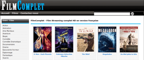 filmComplete streaming