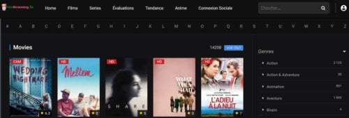 strömmande moviestreaming