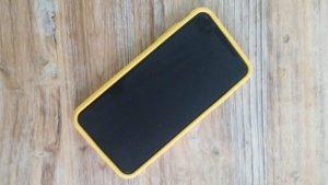 Rhinoshield Mod NX jaune pour Iphone XS Max